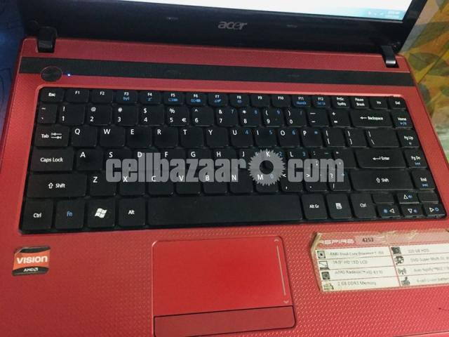 Acer Used Laptop Taka 6,500 – Urgent Sale - 2/8