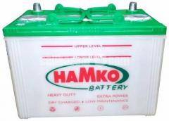 Hamko NS60L, Hamko N50, Easton Valvo(45AH)