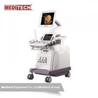 2D/3D/4D Color Ultrasound Scanner ,3 Ultrasound probes connector, High quality images