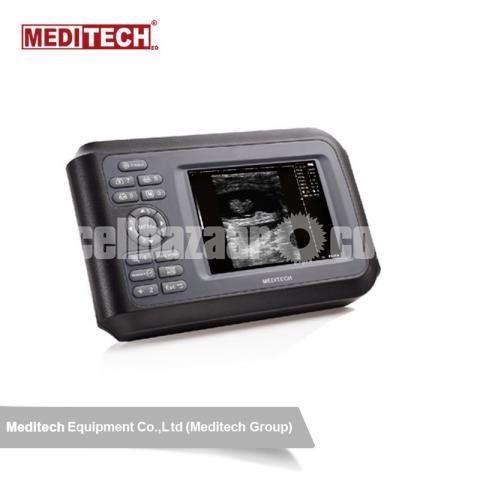 Medical diagnostic portable digital ultrasound scanner  SONO R - 1/4