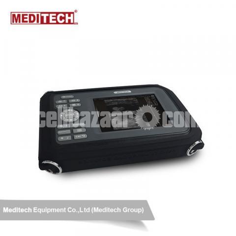 Medical diagnostic portable digital ultrasound scanner  SONO R - 2/4