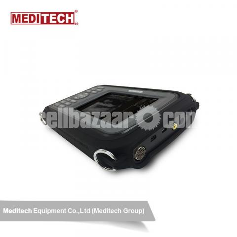 Medical diagnostic portable digital ultrasound scanner  SONO R - 3/4