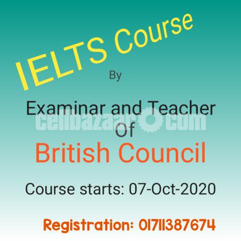 IELTS, MEDICAL, BUET ON LINE /OFF LINE COURSES - 1/1