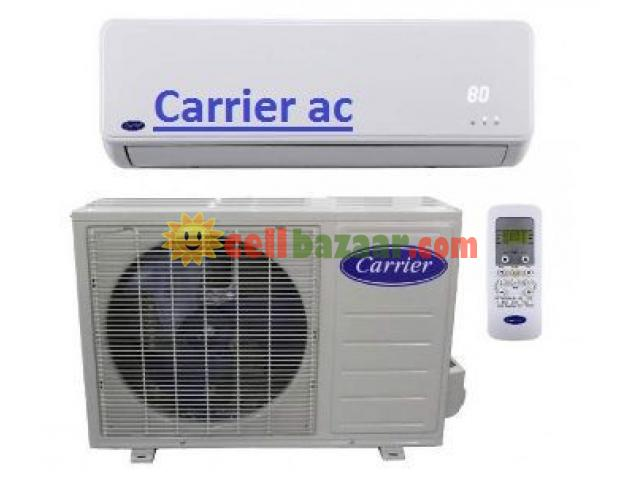 BRAND NEW CARRIER 1 TON AC - 1/3