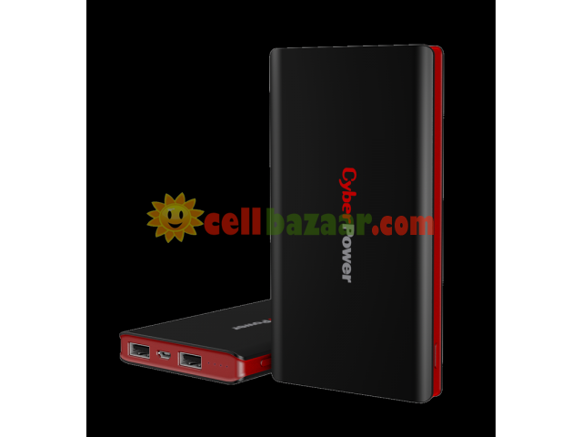 American PowerBank 10000 mAh Battery Capacity-01 Year Warranty - 3/4