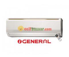 General ASGA12 Split Air Conditioner 1 Ton 12000BTU New