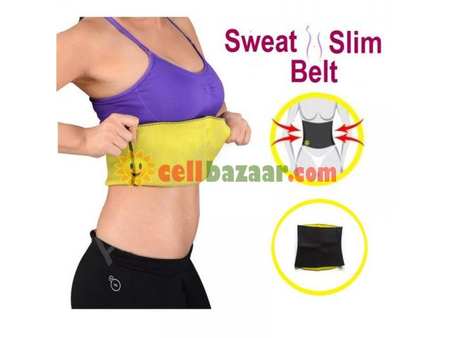 Indian Sweat Slim Belt - 1/2