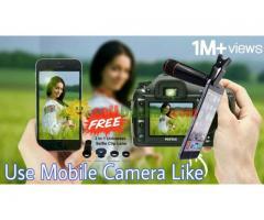 IM pro 12x blur zoom lens free 3 in 1 lens