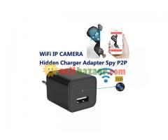 Wifi IP Camera Charger Adapter P2P (Spy/Hidden)