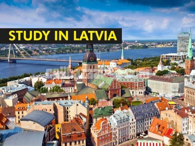 Study In Latvia - 1/1