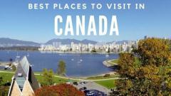 Visit Visa In Canada
