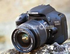 Canon550D Full Box