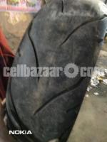 R15 rear tyre - Image 3/4