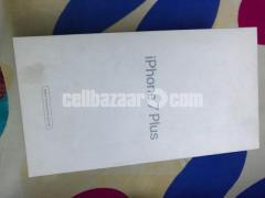 Apple i phone 7plus