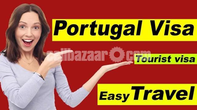 Portugal Visit Visa - 1/1