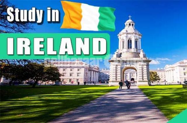 Study in Ireland - 1/1