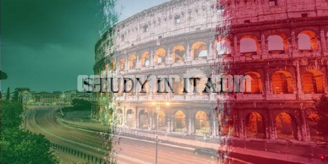 Study in Italy - 1/1