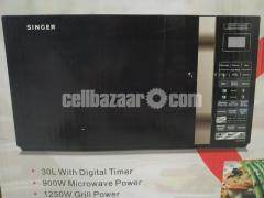 Singer Microwave Oven (30L)