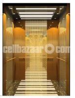 1000 Kg Fuji Brand(China) Passenger Elevator (Stops:06)
