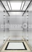 1250 Kg Fuji Brand(China) Passenger Elevator (Stops:10)