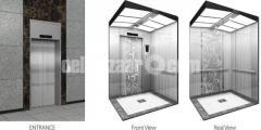 1250 Kg Fuji Brand(China) Passenger Elevator (Stops:08)
