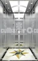 1600 Kg Fuji Brand(China) Passenger Elevator (Stops:10)