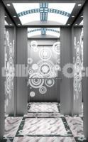 1600 Kg Fuji Brand(China) Passenger Elevator (Stops:09)