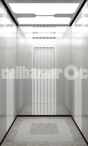 1600 Kg Fuji Brand(China) Passenger Elevator (Stops:07) - 1/10