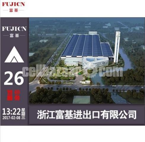 1600 Kg Fuji Brand(China) Passenger Elevator (Stops:07) - 2/10