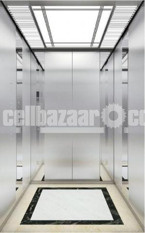 1600 Kg Fuji Brand(China) Passenger Elevator (Stops:07) - 3/10