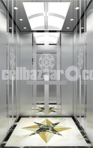 1600 Kg Fuji Brand(China) Passenger Elevator (Stops:07) - 4/10