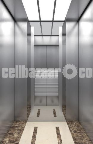 1600 Kg Fuji Brand(China) Passenger Elevator (Stops:07) - 5/10