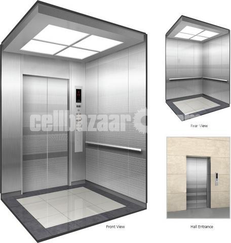 1600 Kg Fuji Brand(China) Passenger Elevator (Stops:07) - 6/10