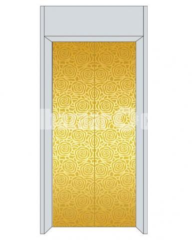 1600 Kg Fuji Brand(China) Passenger Elevator (Stops:07) - 9/10