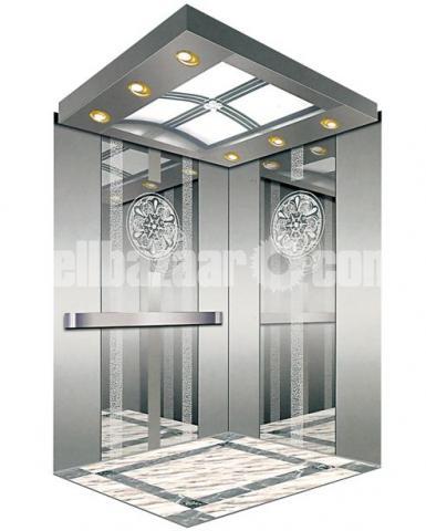 1600 Kg Fuji Brand(China) Passenger Elevator (Stops:06) - 2/10