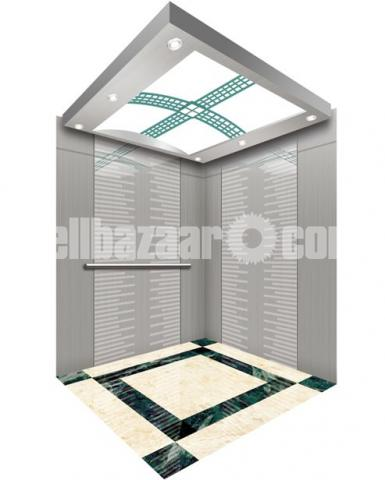 1600 Kg Fuji Brand(China) Passenger Elevator (Stops:06) - 4/10