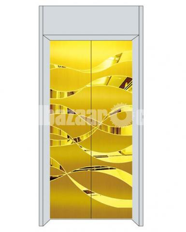 1600 Kg Fuji Brand(China) Passenger Elevator (Stops:06) - 7/10