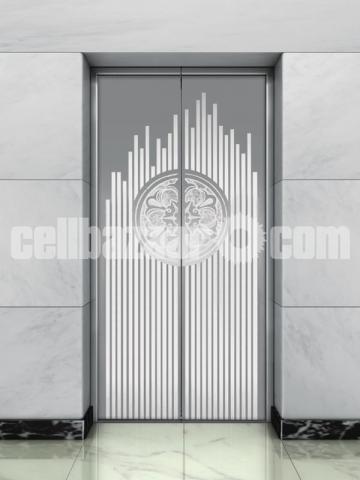 1600 Kg Fuji Brand(China) Passenger Elevator (Stops:06) - 8/10
