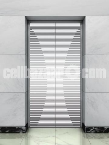 1600 Kg Fuji Brand(China) Passenger Elevator (Stops:06) - 9/10