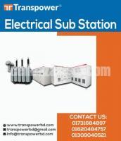 1000 KVA(11/0.415 KV) Electric Sub-Station