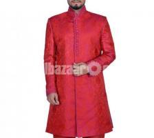 বিয়ের শেরওয়ানী সেট Brand new Groom Wedding Sherwani from Lubnan@Infinity Mega Mall