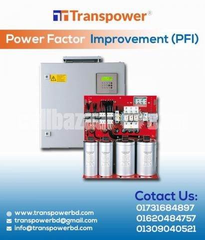 30 KVAr Power Factor Panel - 1/4
