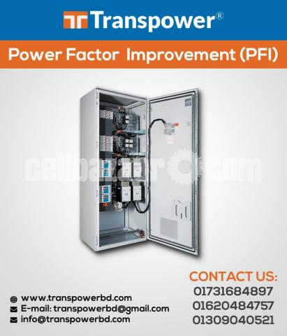 30 KVAr Power Factor Panel - 2/4