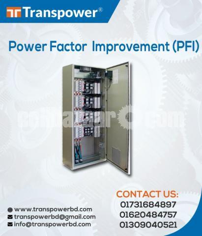 30 KVAr Power Factor Panel - 3/4