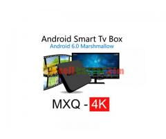 Android TV Box MXQ 4K (Android 6.0 Marshmallow)
