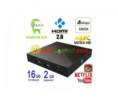 Android Smart TV Box Original X96 (2GB/16GB)