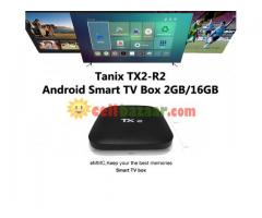 Android Smart TV Box Tanix TX2-R2 2GB/16GB