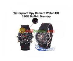 Hidden Camera Watch 5MP HD 32GB