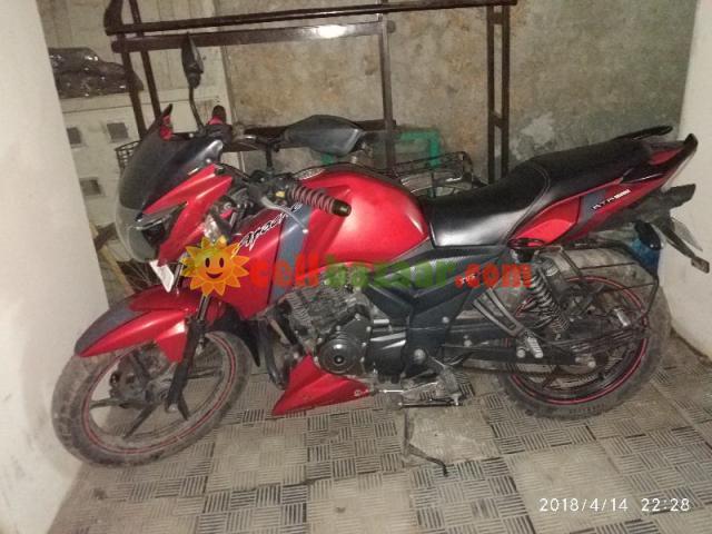 Motorbike Apache Rtr - 1/5