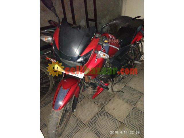 Motorbike Apache Rtr - 2/5